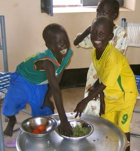 Kids in Sudan - 019