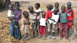 Kids in Sudan - 067