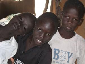 Kids in Sudan - 104