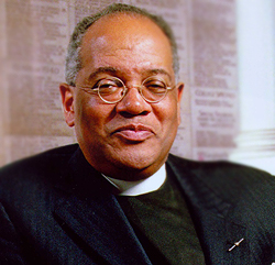 The Rev. Dr. Peter J. Gomes