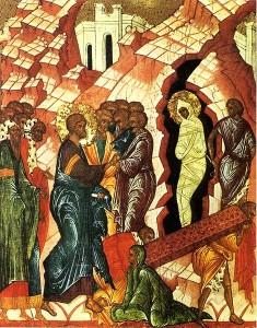 Lazarus icon
