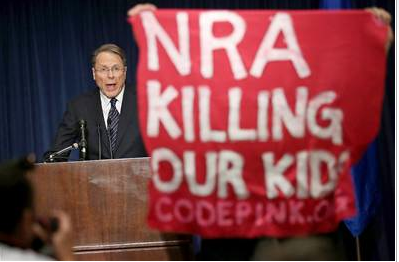 Dear NRA, Part II …